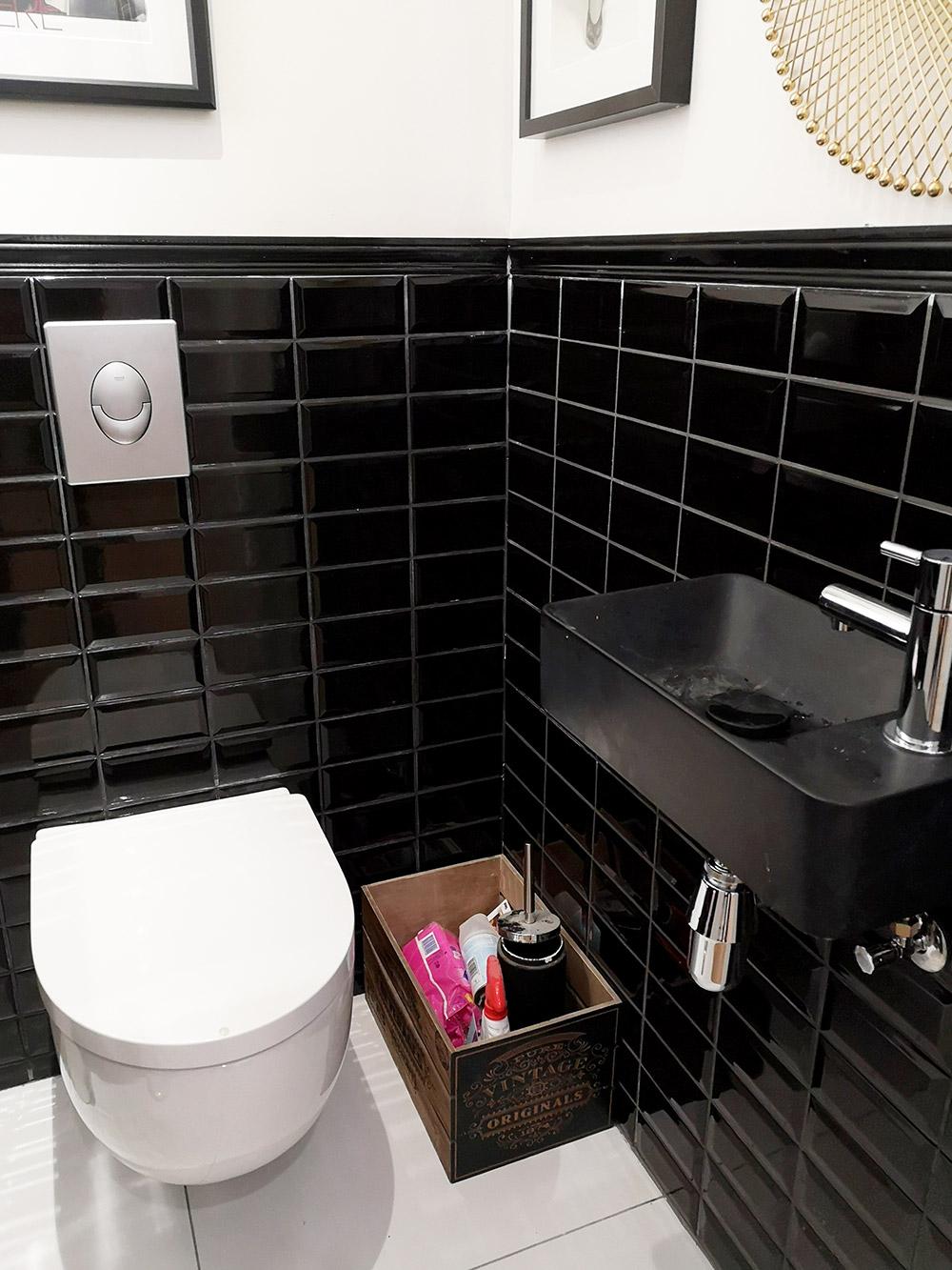 Création d'une salle de bain - après
