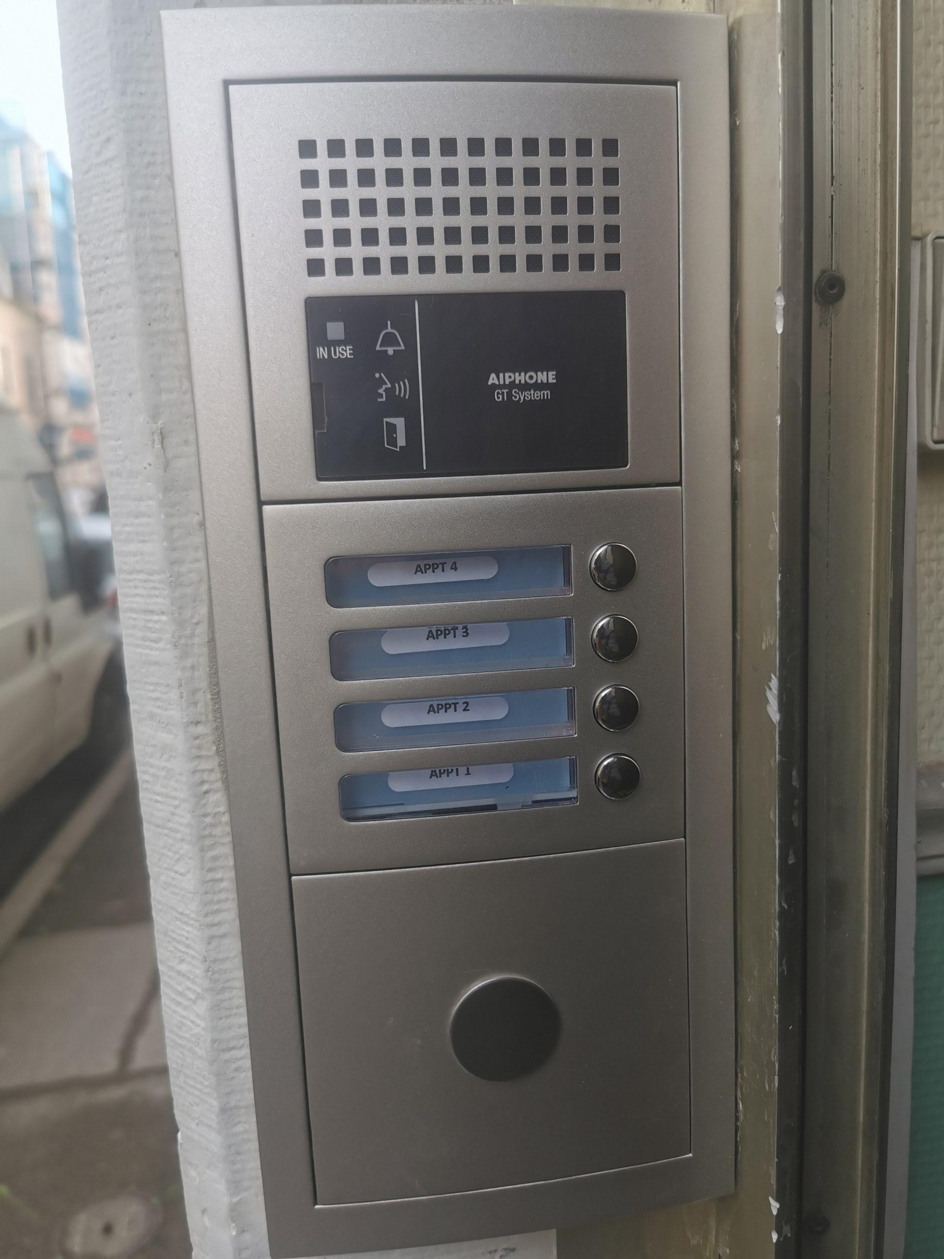 Electricité - Interphone
